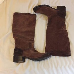 Frye Suede Boots